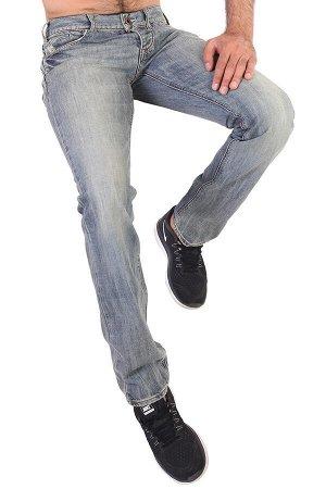 Светлые мужские джинсы с потёртостями – свобода стиля!