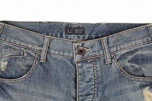 Светлые мужские джинсы с потёртостями – свобода стиля! Клубимся! №248