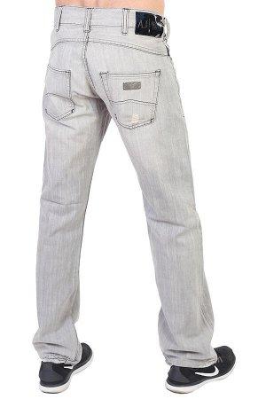 Стильные мужские джинсы из светлого денима – и смотрятся шикарно, и сидят как надо! №287