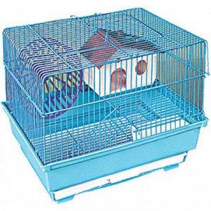 Клетка для грызунов 34,5*28*24см