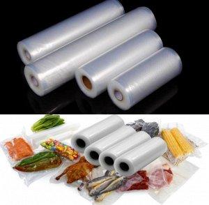 Рулонный пакет для вакуумного упаковщика.