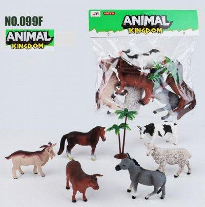 😱МЕГА Распродажа !Товары для дома 😱Экспресс-раздача! 23⚡🚀 — Фигурки животных для маленьких вундеркиндов — Развивающие игрушки