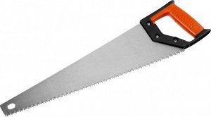 Ножовка по дереву (пила) MIRAX Universal 500 мм