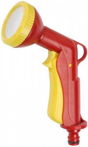 """Grinda p-s Пистолет-распылитель GRINDA """"CLASSIC Quick-Connection System"""" пластиковый, душевой  Пистолет поливочный GRINDA 8-427365_z01, предназначен для полива растений при подключении к садовому шлан"""