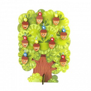 Сортер-дерево, Веселый дуб