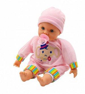 "Кукла ""Пупс"": озвученная, сосёт соску"