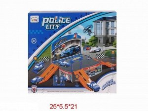 Гараж-парковка Полиция