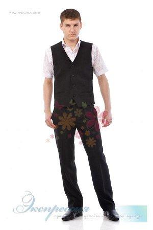 Школьный костюм двойка для мальчика 163-10