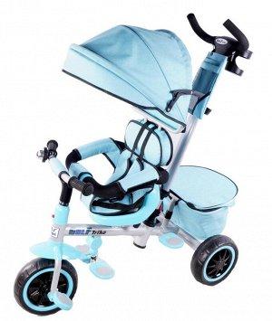 Детский 3-х колесный велосипед B32-2 (1/1) бирюза