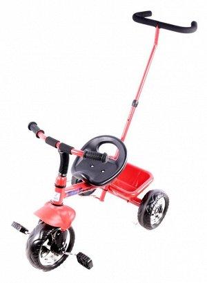 Детский 3-х колесный велосипед A28-5 (1/2) красный