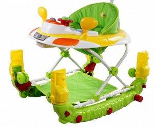 Ходунки детские SB-263P (1/1) желто/зеленые