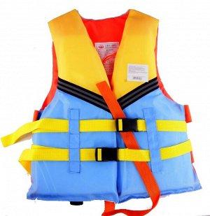 Жилет для плавания 200417628 YFYYH12088-10 (1/100) 4-10 лет