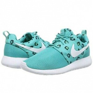 Кроссовки NiКe ROSHE ONE PRINT LT RETRON WHITE