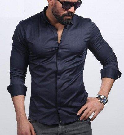 💥Обувь! Супер цены!🍁Одевайся вся семья!🍂Осень-Зима🔥😍   — Рубашки мужские Всего 195 рублей  — Короткий рукав