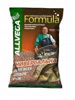 """Прикормка ALLVEGA """"Formula Universal"""" 0,9 кг (УНИВЕРСАЛЬНАЯ)"""