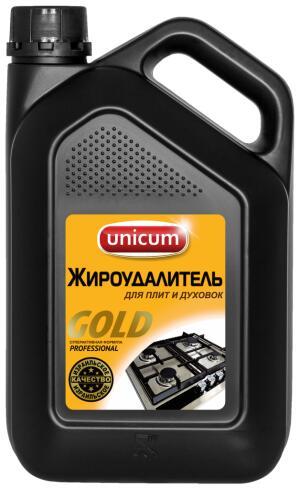 UNICUM Жироудалитель Gold 3 л