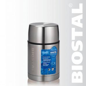 """Термос Biostal """"Авто"""" NRP-700 0,7л (широкое горло,суповой)"""