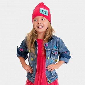 Куртка ЦВЕТ: джинсовый,  Замеры модели* * рост указан приблизительно, ориентируйтесь на замеры *Размер 6 (рост 86-92 см): длина изделия 35 см, ширина 30 см, длина рукава 32 см. *Размер 8 (рост 92-98