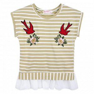 Подростковая футболка BXI Dove для девочки