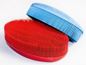 Щетка Овал С помощью щетки Вы сможете почистить дубленку, замшевые сапоги и туфли от общих загрязнений. Для этого сухой щеткой оттирайте загрязненные участки замши до тех пор, пока они не станут чисты
