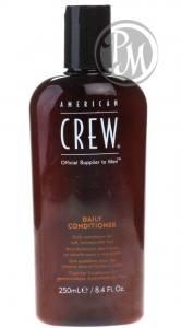 American crew daily conditioner кондиционер для ежедневного ухода 250мл габ