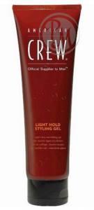 American crew light hold gel tube гель для укладки волос слабой фиксации тубе 250мл габ