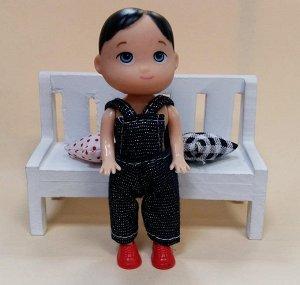 Кукла маленькая (мальчик)