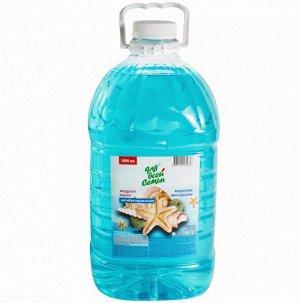 Для всей семьи Жидкое мыло Морские минералы  (бутылка) 5л.