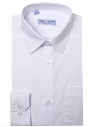 Отличная сорочка белая