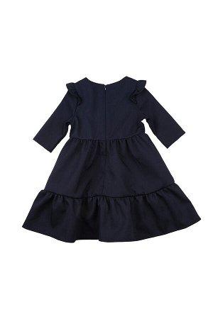 Платье (98-122см) UD 6236(1)синий