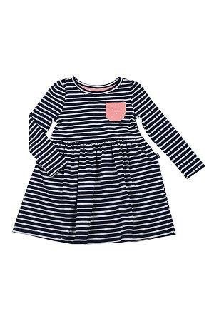 Платье (92-116см) UD 2331(1)полоса
