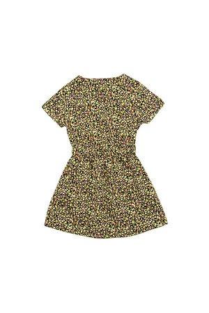 Платье (98-122см) UD 4186(4)зелен