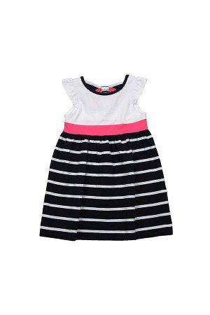 Платье с бантиком (92-116см) UD 1328