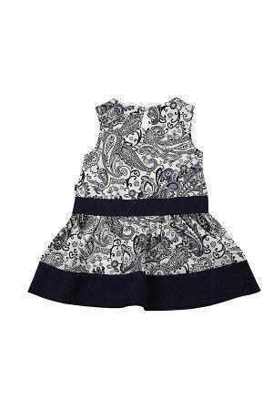 *Платье (98-122см) UD 3306(2)узоры