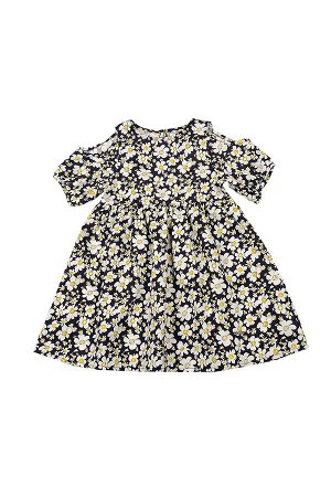 Платье (98-122см) UD 6417(1)ромашки