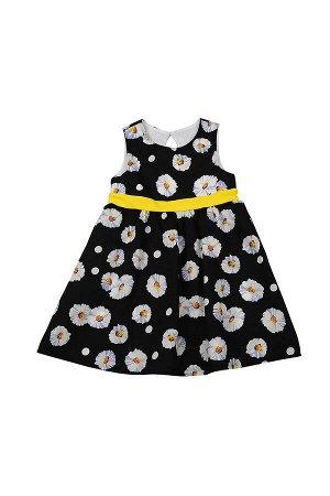 Платье (98-122см) UD 3304 ромашки