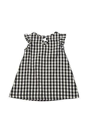 Платье (92-116см) UD 1938 клетка