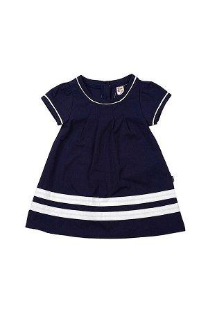 Платье (98-116см) UD 3154(2)синий