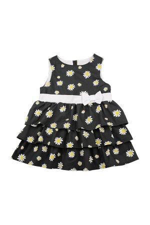 Платье (98-122см) UD 6208(3)ромашки