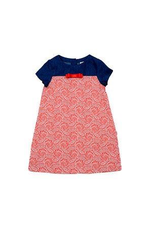 Платье (98-122см) UD 2780(1)красный