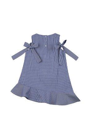 Платье (98-122см) UD 4532(1)син кл