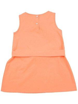 Платье (98-122см) UD 4549(1)персик