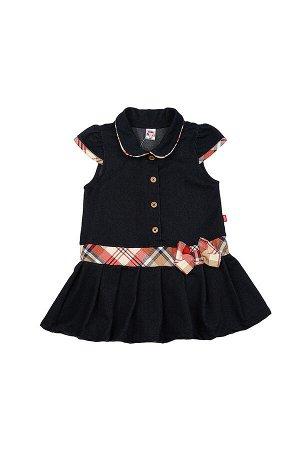 Платье (92-116см) UD 1306 джинс