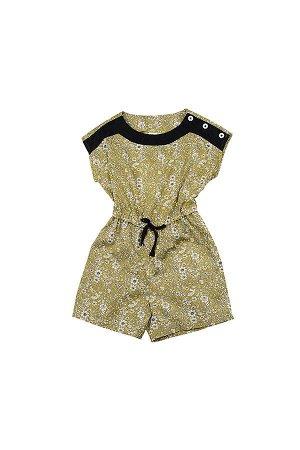 Платье (комбинезон) (98-116см) UD 4258(4)хаки