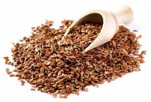 Семена льна (коричневые)