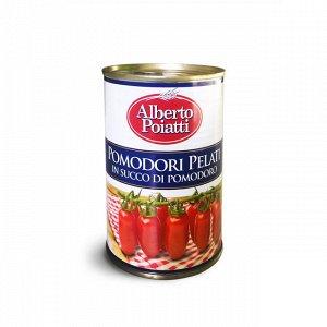 Pomodori Pelati Помидоры без кожуры 2500 г