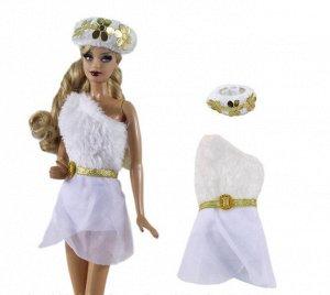 Комплект одежды (платье+головной убор)