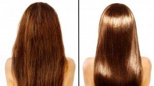"""Маска для волос с кератином и аминокислотами """"Золотой шелк""""  500 мл"""
