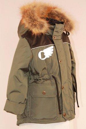 Куртка зимняя подростковая модель Ариес