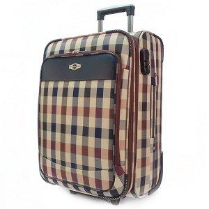 """BORGO ANTICO чемодан BA2093-25""""beige полиэстр"""